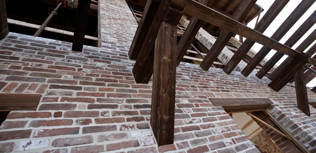 Mattoni faccia a vista edilvico edilvico for Mattoni a vista interni